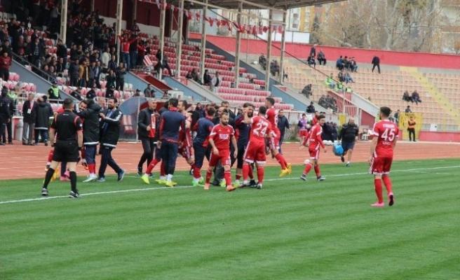 Kahramanmaraşspor: 1 - Fatih Karagümrük: 0