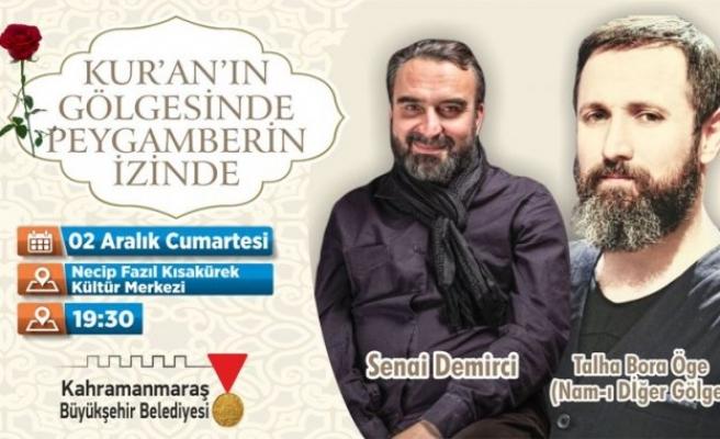 Senai Demirci ile Talha Bora Öge'nin programı bu akşam