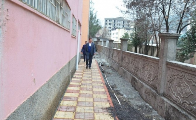Türkoğlu Belediyesi'nin eğitim yatırımları devam ediyor