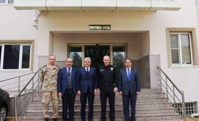 KMTSO'dan Afrin'de görev yapan Mehmetçiğe destek
