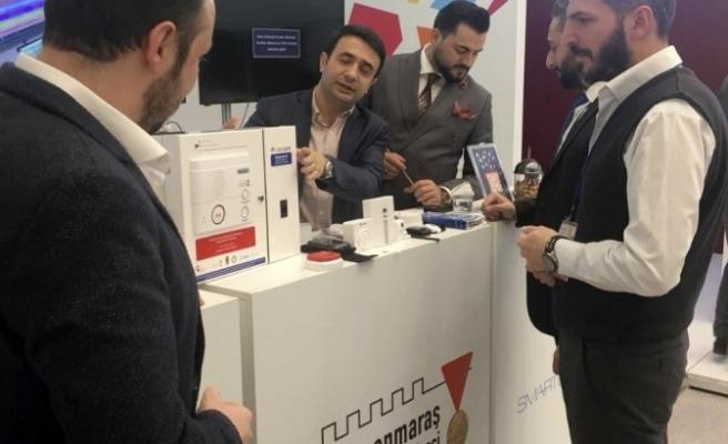 Akıllı şehirler konferansı'nda Kahramanmaraş'a yoğun ilgi