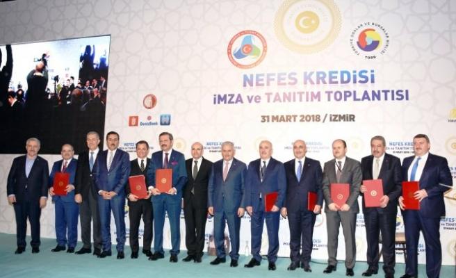 'TOBB Nefes Kredisi 2018' başladı