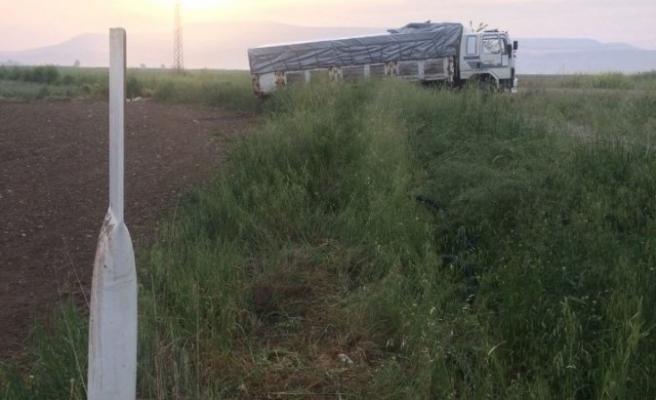 13 Ton ham petrol çalan 2 Kişi yakalandı