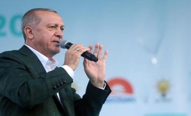 Erdoğan: Özgürlüklerden taviz yok