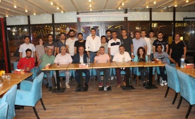 Akdeniz Gazeteciler Cemiyeti İlk Toplantısını Yaptı!