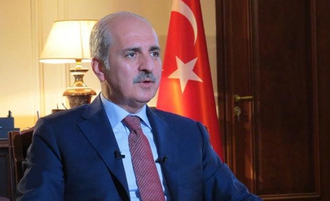 Kurtulmuş: 'MHP ile ittifak stratejik bir adım değil'