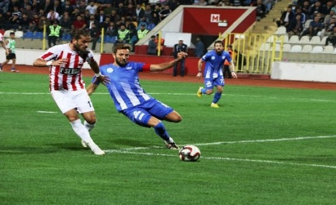 Kahramanmaraşspor: 1 - Tuzlaspor: 0