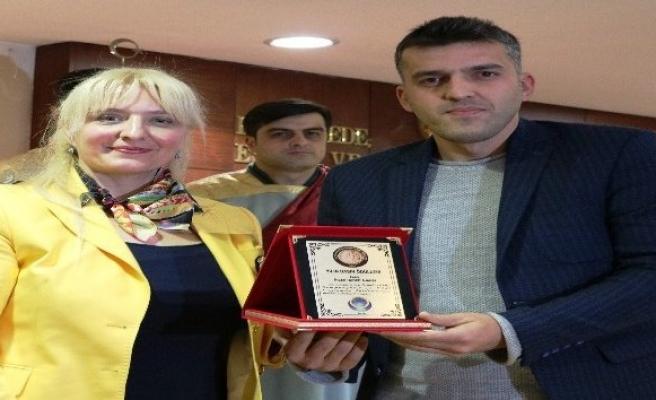 İhlas Haber Ajansı'na 'yılın basın ödülü' verildi
