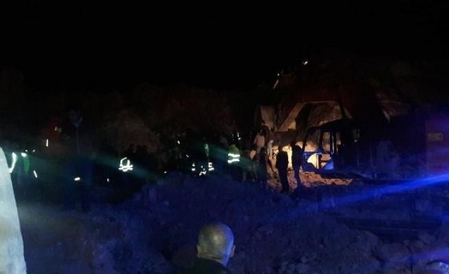Kahramanmaraş'ta kömür sahasında göçük: 1 ölü
