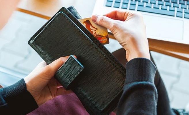 Türkiye'nin yüzde 33'ünde kredi kartı var