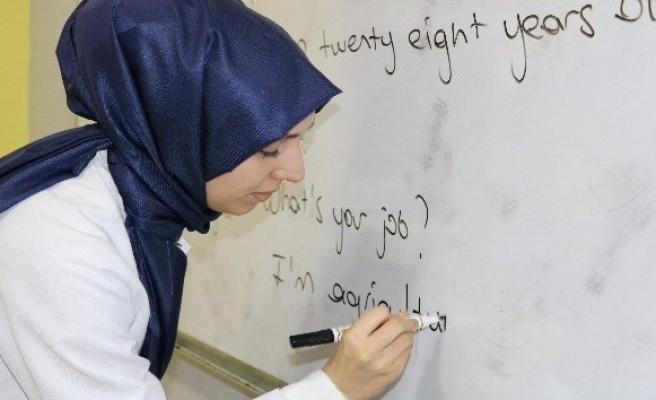 Onikişubat Belediyesinden İngilizce eğitim atağı