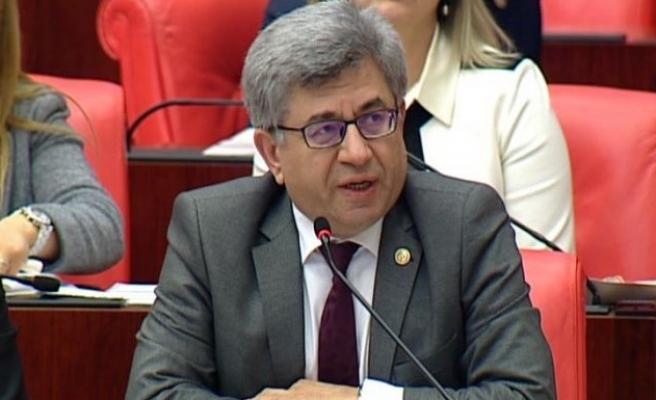 Milletvekili Prof. Aycan,