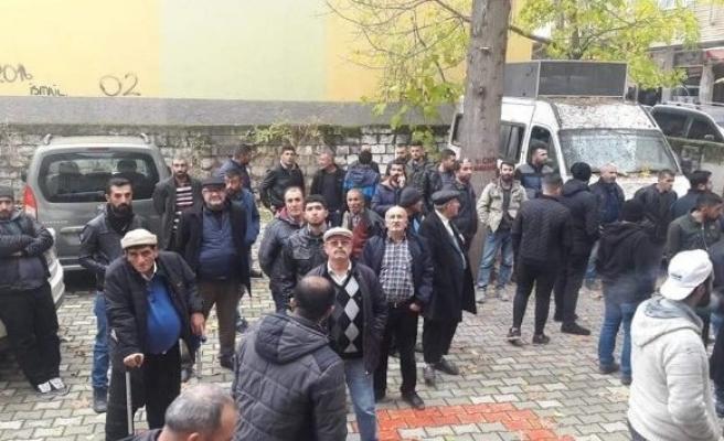 Pazarcık'ta adayı beğenmeyen CHP'liler istifa etti