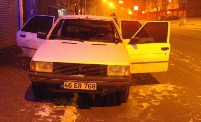 Otomobilde gaz patlaması: 4 yaralı!