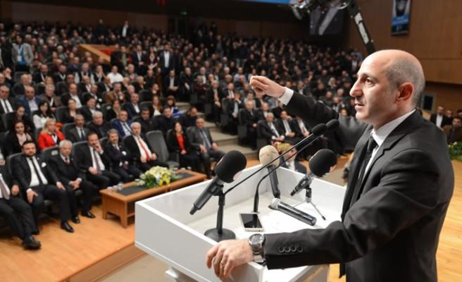 Ali Öztunç: Kahramanmaraş'ın kaderini değiştireceğiz
