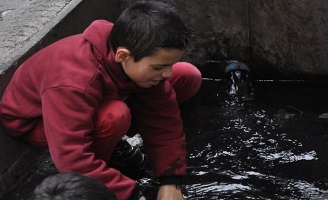 Kahramanmaraş'ta bu mahallenin altı su kaynıyor!