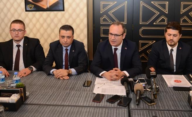 MHP Kahramanmaraş İl Başkanı'ndan çarpıcı açıklamalar