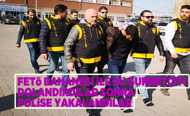 Aksaray polisi onları kıskıvrak yakaladı