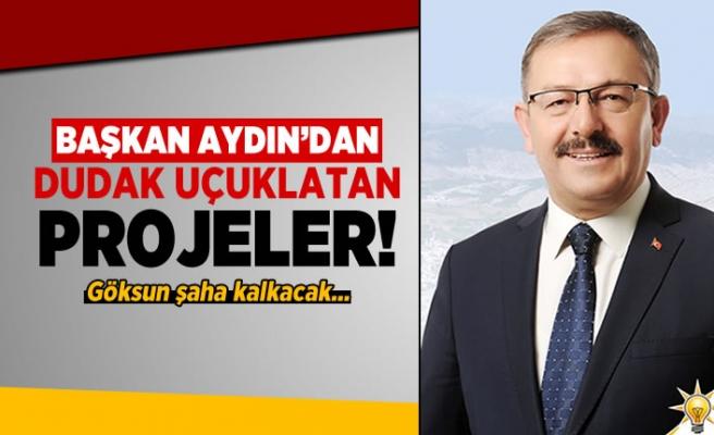 Başkan Aydın: İkinci dönem Göksun için çok çalışacağız...