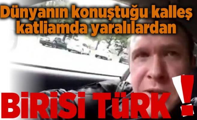 Dünyanın konuştuğu kalleş katliamda yaralılardan birisi Türk !