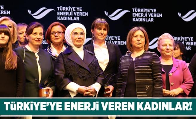 Türkiye'ye enerji veren kadınlar!