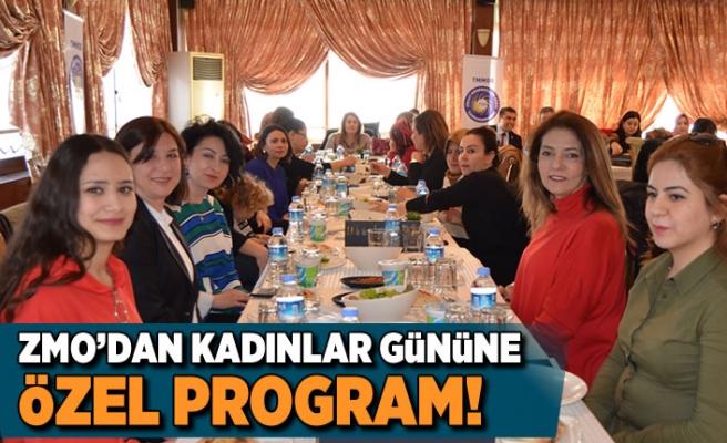 ZMO'dan Kadınlar Gününe özel program!