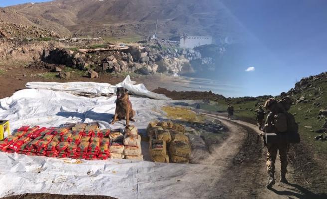 Ağrı dağında şüpheli evde bulunanlar, Türk Askerinin dikkatini çekti!