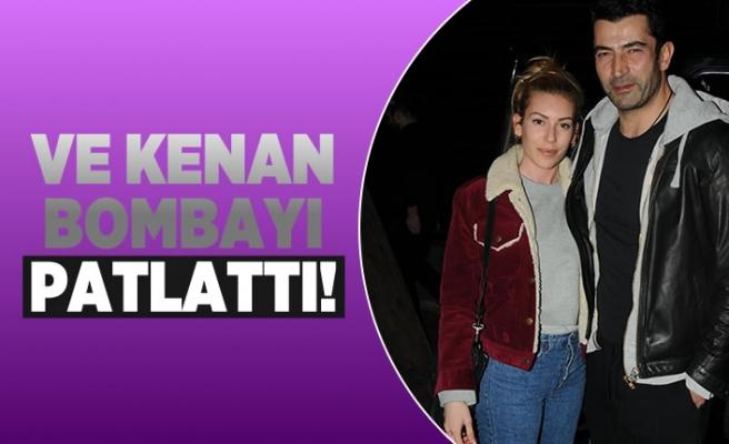 Kenan İmirzalıoğlu bombayı patlattı!