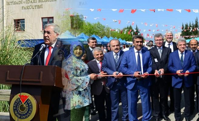 KSÜ'de Kariyer Fuar'ı rüzgarı esti!