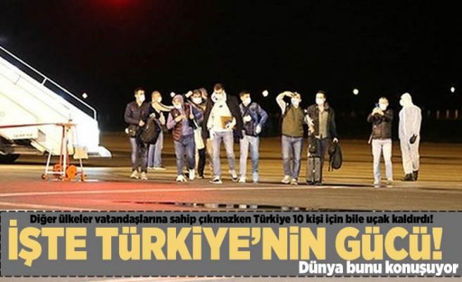 İşte Corona virüs salgınıyla mücadelede Türkiye'nin gücü!