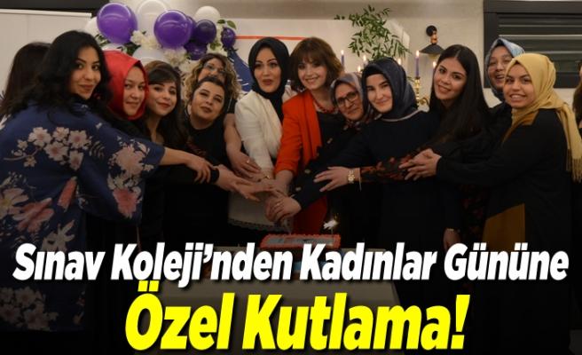 Sınav Koleji'nden Kadınlar Gününe Özel Kutlama!