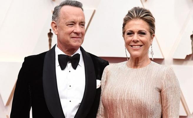 Tom Hanks ile eşi Rita Wilson'da corona virüs tespit edildi