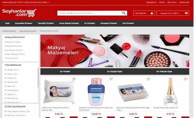 Makyaj Malzemeleri Markaları İçin Seyhanlar Market