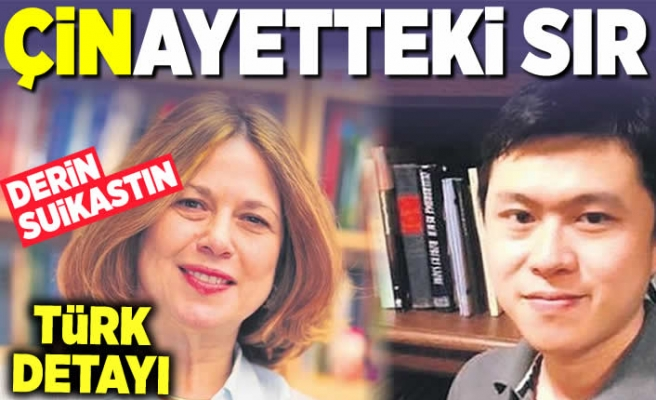 Çinli Dr. Bing Liu'nun ölümünde Türk detayı