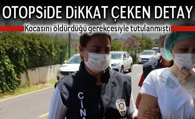 Otopside dikkat çeken detay! Kocasını öldürdüğü gerekçesiyle tutuklanmıştı!