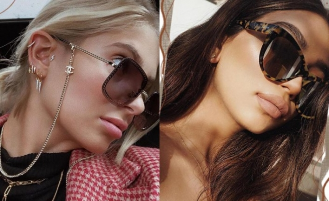 2020 Güneş gözlüğü modası!