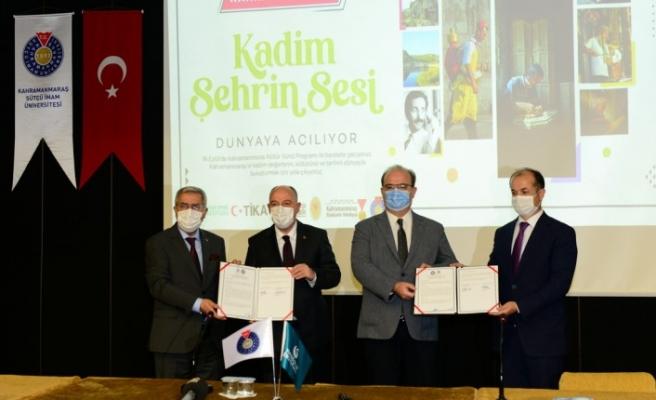 Üniversitemiz ve Yunus Emre Enstitüsü Arasında Üniversite Tanıtım Protokolü İmzalandı