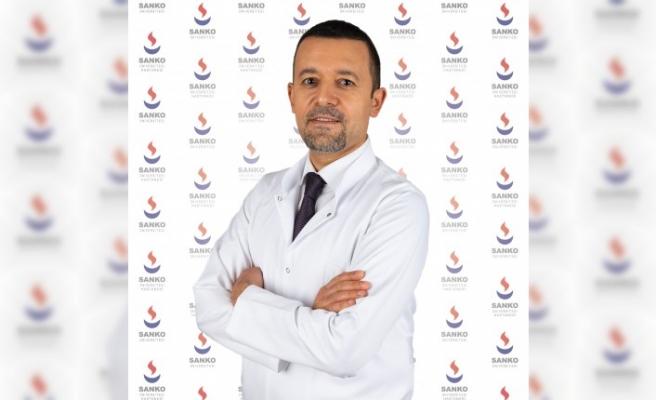 PSİKİYATRİ UZMANI DR. ÖĞR. ÜYESİ YILBAŞ, SANKO HASTANESİ'NDE