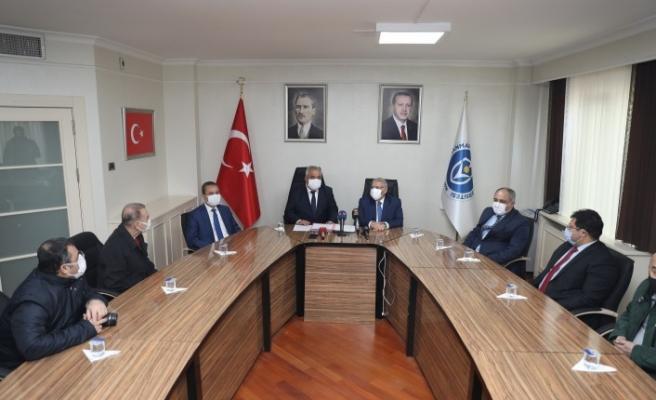 Kahramanmaraş İstiklal Üniversitesi ve Onikişubat Belediyesi arasında Expo 2023 işbirliği imzalandı