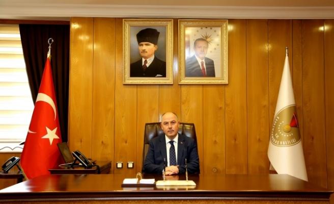 Vali Ömer Faruk COŞKUN'un 12 Şubat Kurtuluş Bayramı'nın 101.yıl dönümü mesajı