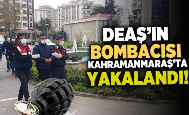 Deaş'ın bombacısı yakalandı! Yer: Kahramanmaraş