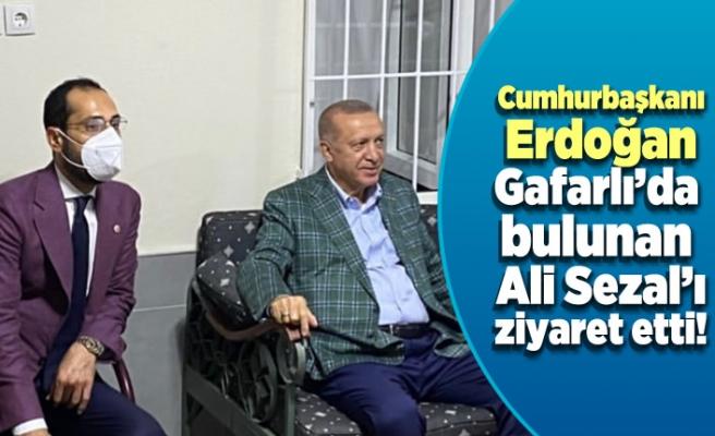 Cumhurbaşkanı Erdoğan Gafarlı'da!