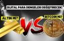 Dijital para dengeleri değiştirecek! Altın mı?...