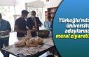 Türkoğlu'nda üniversite adaylarına moral...