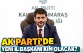 AK Parti'de yeni İl Başkanı Kim olacak?