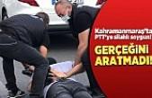 Kahramanmaraş'ta PTT'ye silahlı soygun! Gerçeğini aratmadı