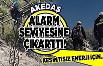 Kesintisiz enerji için... Akedaş alarm seviyesine çıkarttı!