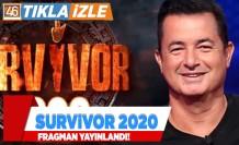 Survivor 2020 Fragmanı yayınlandı!