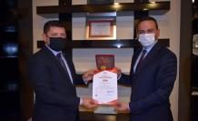 SANKO PARK, GAZİANTEP'TE TSE'DEN BELGE ALAN İLK AVM
