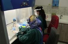 ELBİSTAN DEVLET HASTANESİ BÜNYESİNDE İLİMİZDEKİ 3. PCR LABORATUVARI HİZMETE AÇILDI